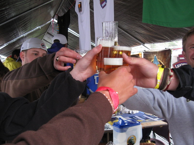 Brewfest tasting