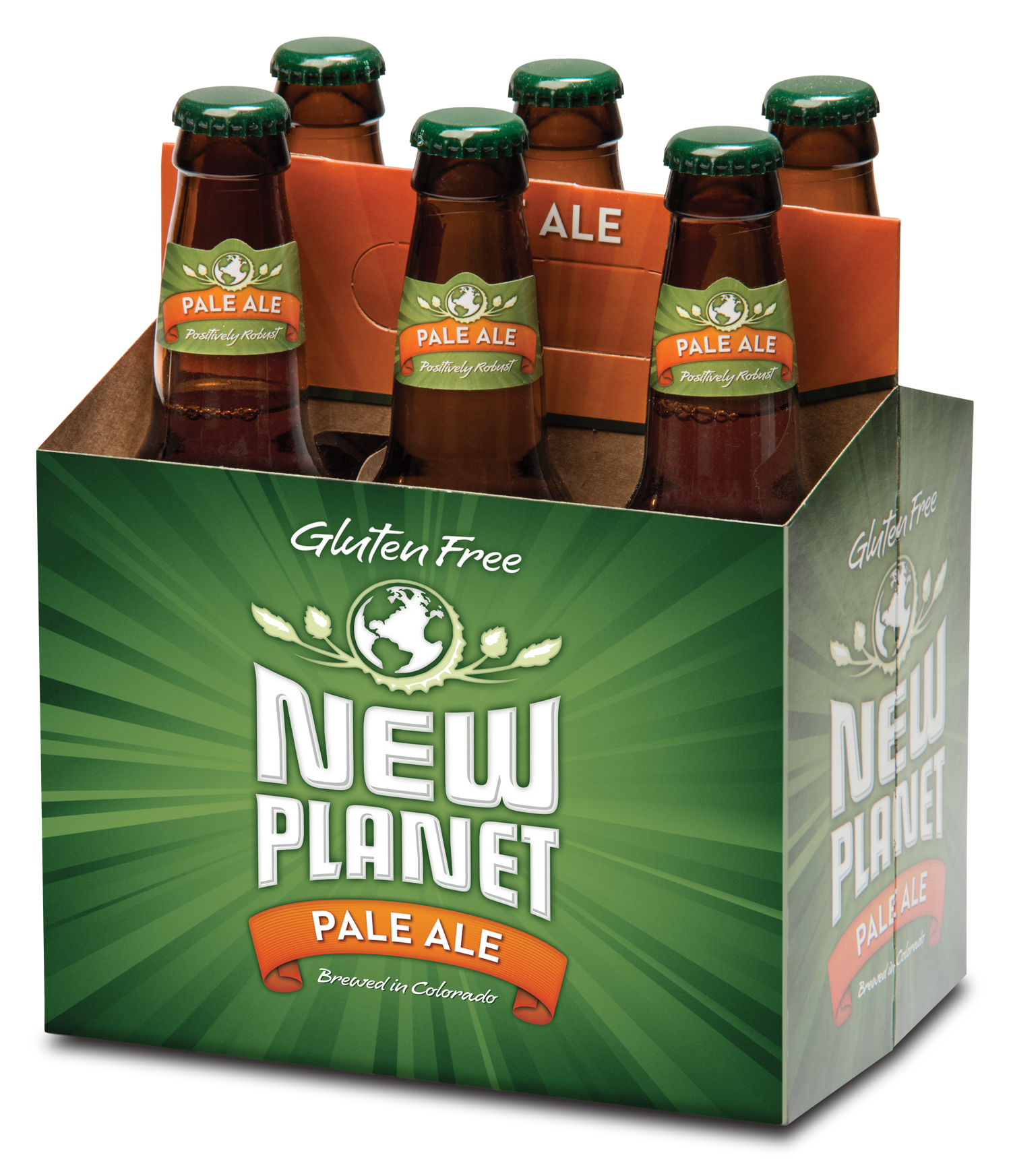 Pale Ale | New Planet Beer – Gluten Free and Gluten ...
