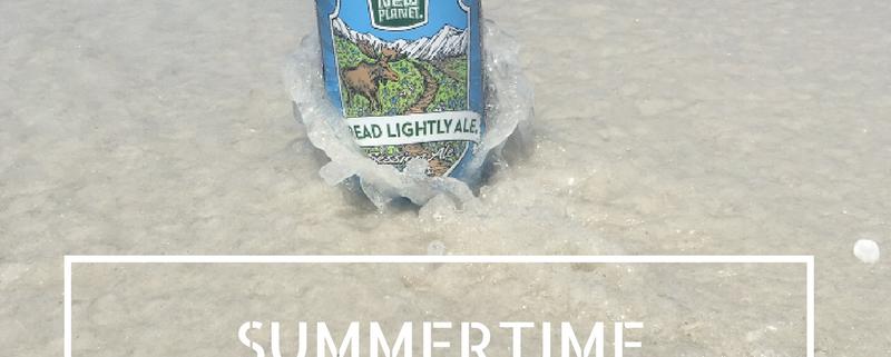 New Planet Beer summertime getaways