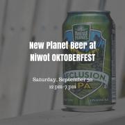 niwot oktoberfest new planet beer