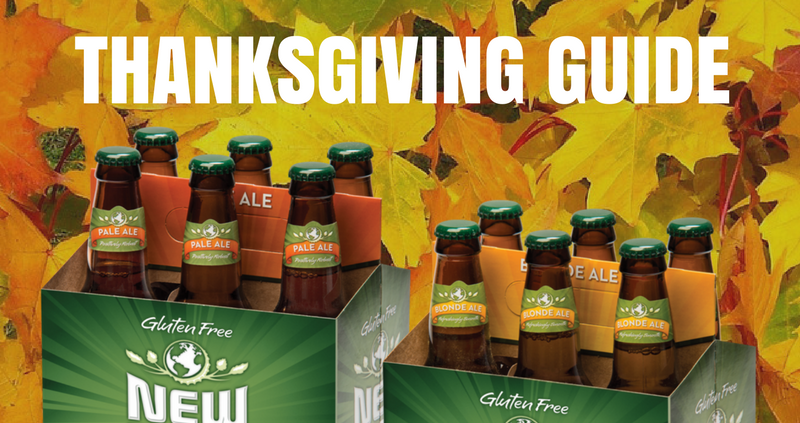 New planet beer thanksgiving guide