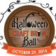 halloween craft brew ball