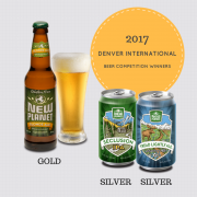 New Planet Beer wins Denver International Beer competition