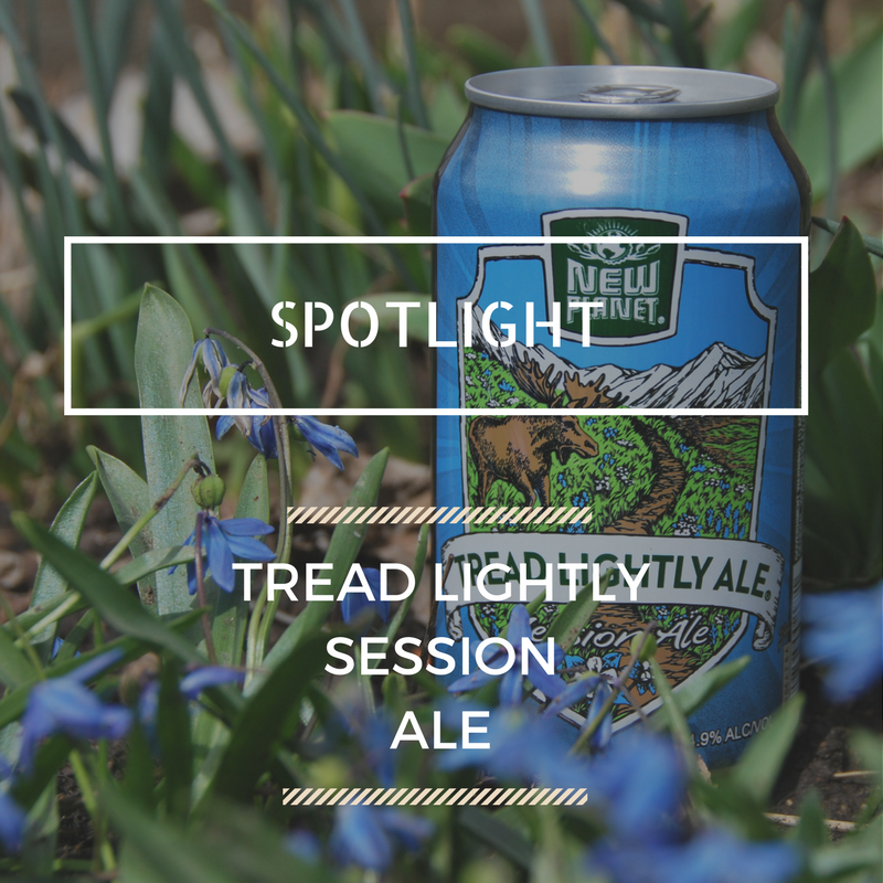 Tread Lightly Session Ale