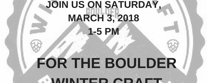 Boulder Winter Craft Beer Festival