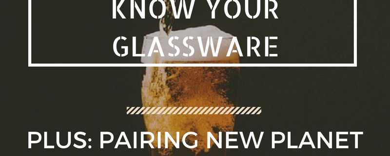 new planet beer beer glassware