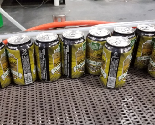 New Planet Beer Production